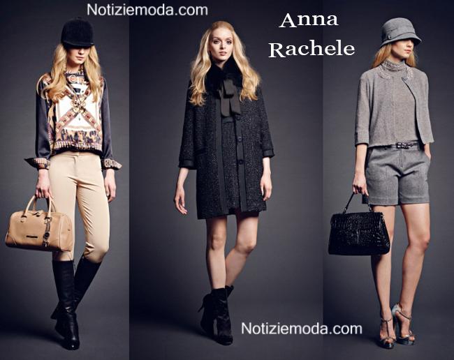 Abbigliamento Anna Rachele autunno inverno