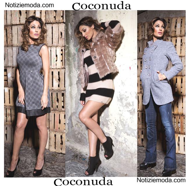 Abbigliamento Coconuda autunno inverno 2014 2015