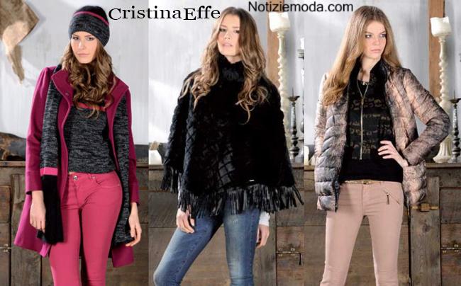 Abbigliamento CristinaEffe autunno inverno 2014 2015
