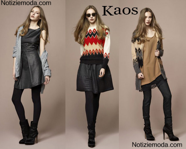 Abbigliamento Kaos autunno inverno