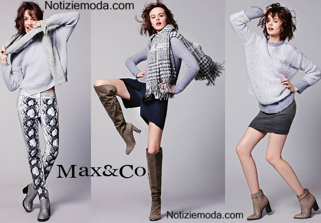 Vestiti invernali max e co