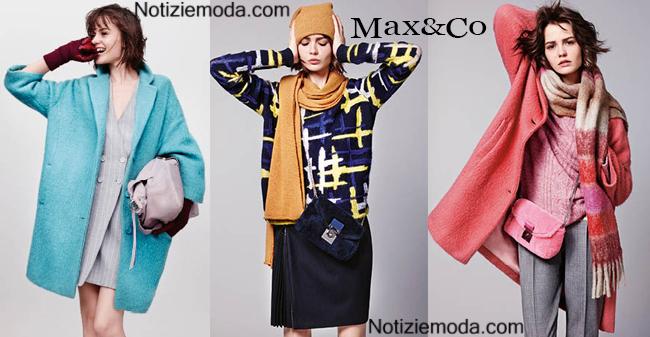 Abbigliamento Max&Co autunno inverno