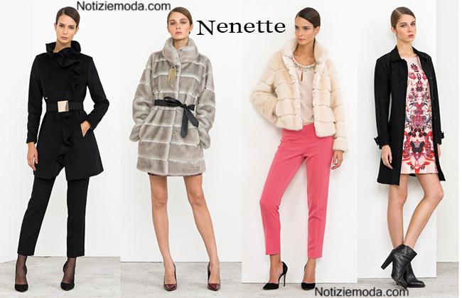 hot sale online b4f71 aa3e3 Nenette 2015 Inverno Donna 2014 Abbigliamento Autunno ...