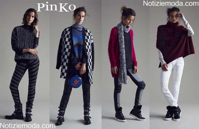Abbigliamento PinKo autunno inverno 2014 2015