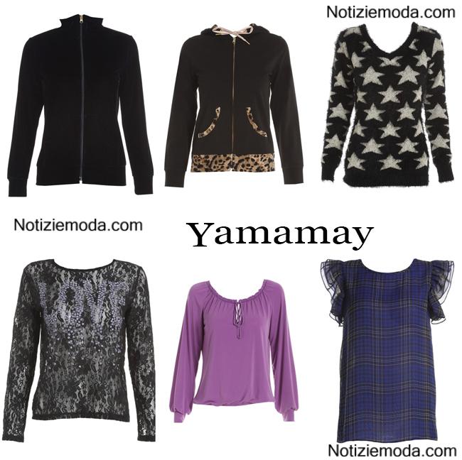 Abbigliamento Yamamay autunno inverno 2014 2015