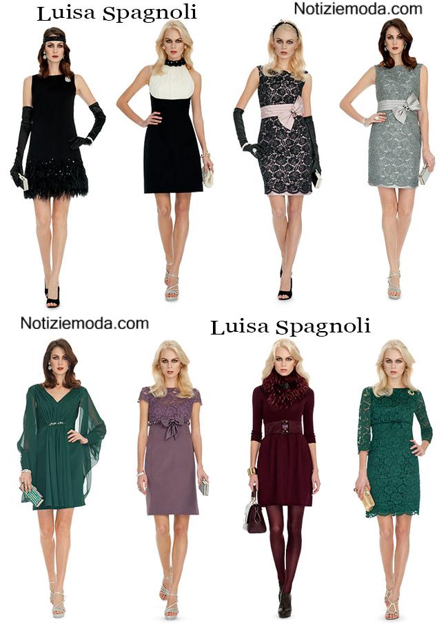 Abbigliamento Luisa Spagnoli autunno inverno 2014 2015 44144c3acae