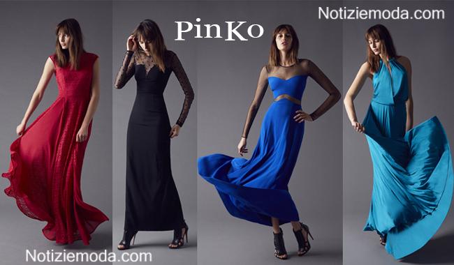 Abiti PinKo autunno inverno 2014 2015 moda donna