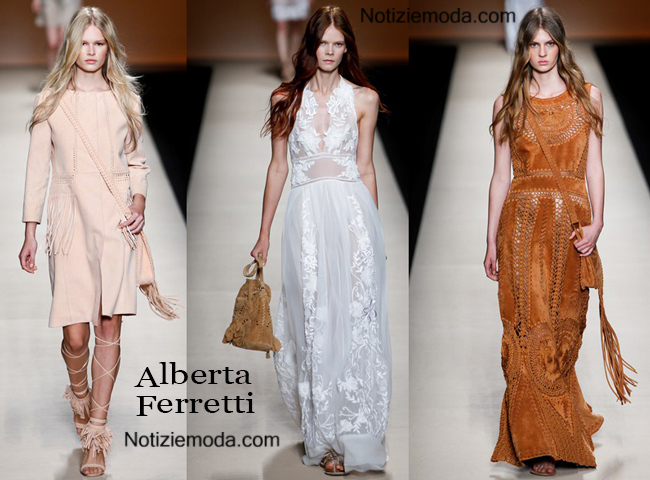 Accessori Alberta Ferretti primavera estate 2015