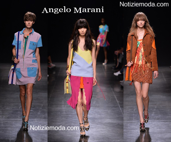 Accessori Angelo Marani primavera estate 2015