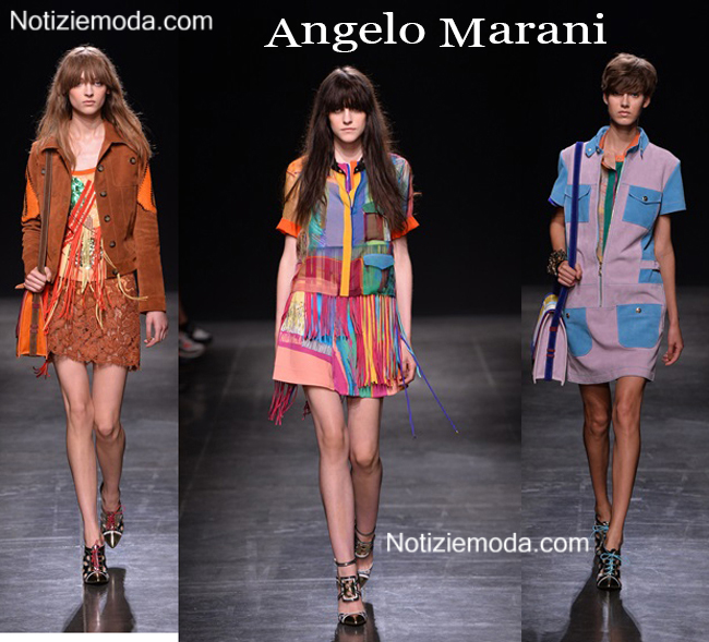 Accessori Angelo Marani primavera estate 2015