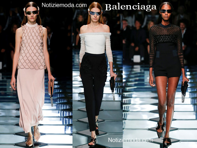 Accessori Balenciaga primavera estate 2015