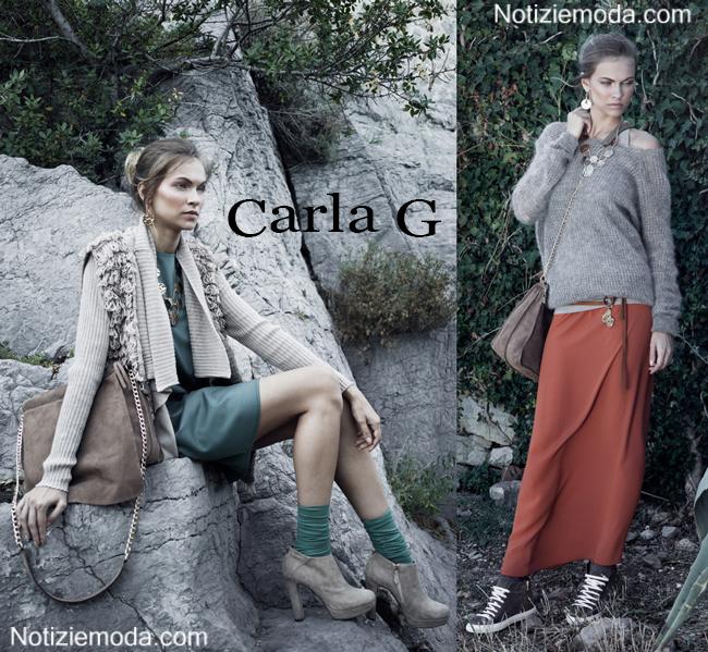 Accessori Carla G autunno inverno 2014 2015