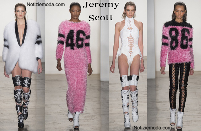 Accessori Jeremy Scott autunno inverno 2014 2015