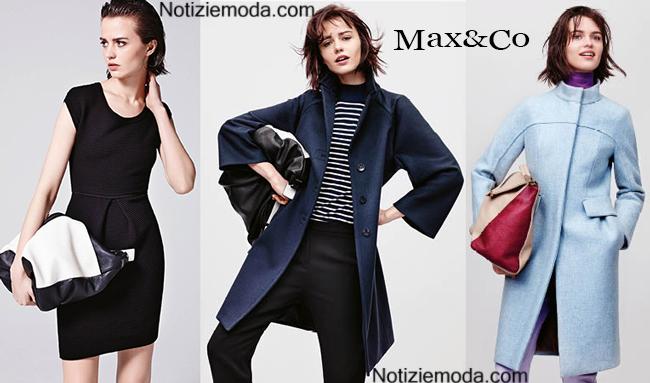 info for 19825 13a22 Abbigliamento Max&Co autunno inverno 2014 2015 donna