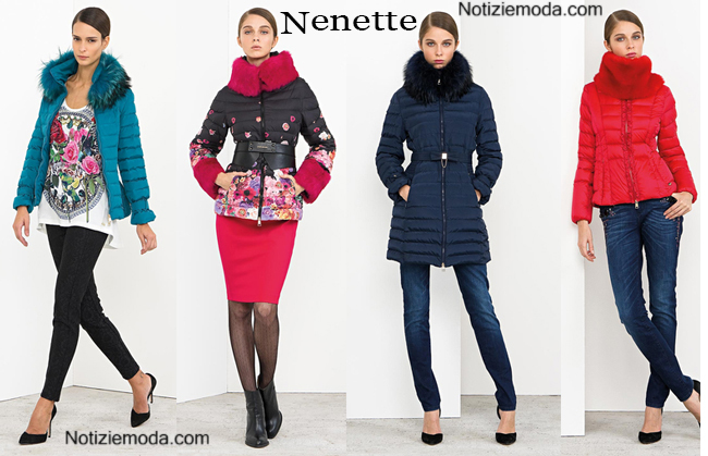 Accessori Nenette autunno inverno look donna