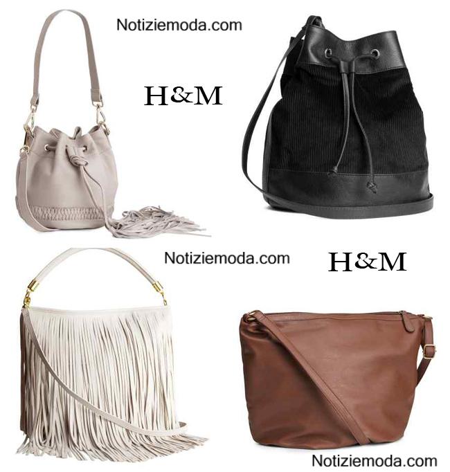 Bags HM autunno inverno 2014 2015 donna