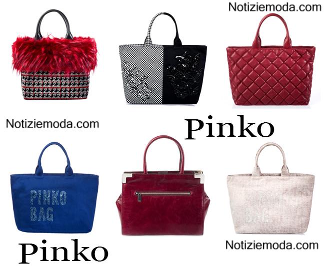 Bags Pinko autunno inverno 2014 2015 donna