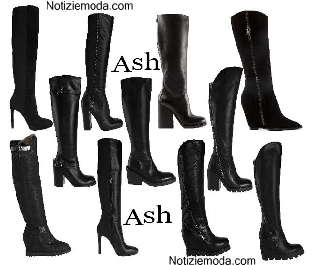 Boots  Ash calzature autunno inverno donna
