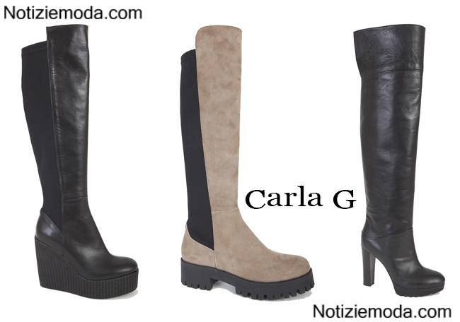 Boots  Carla G calzature autunno inverno donna