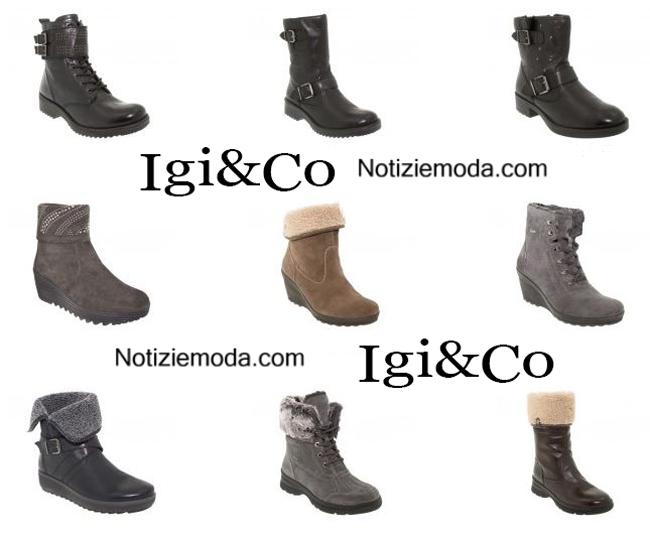 Boots Igi&Co calzature autunno inverno donna