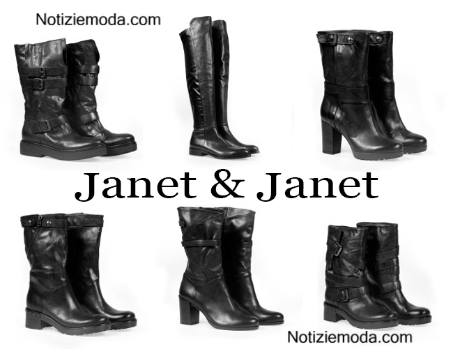 Boots  Janet & Janet calzature autunno inverno donna