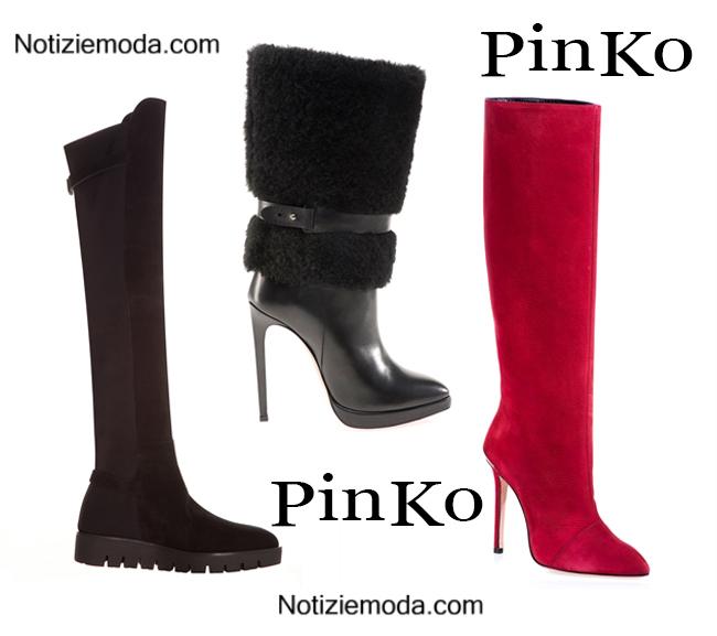 Boots  PinKo calzature autunno inverno donna
