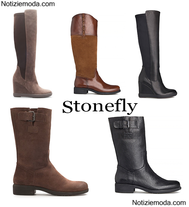 Boots  Stonefly calzature autunno inverno donna