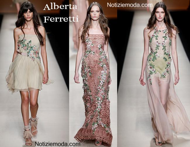 Collezione Alberta Ferretti primavera estate 2015