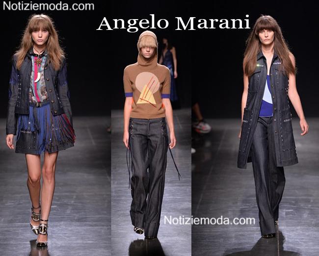 Collezione Angelo Marani primavera estate 2015