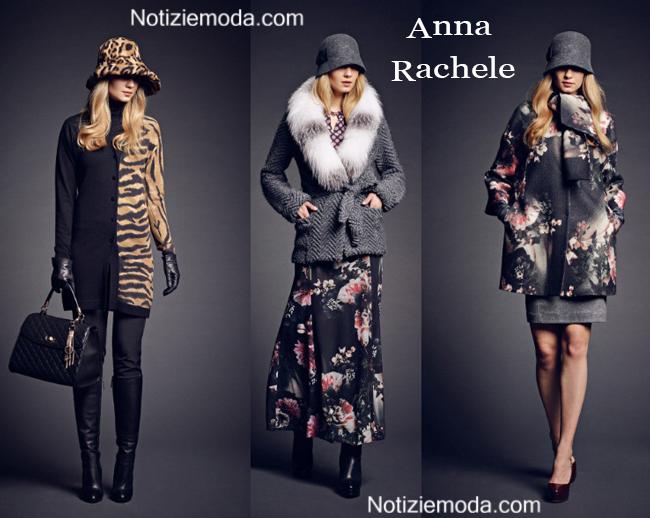 Collezione Anna Rachele autunno inverno 2014 2015