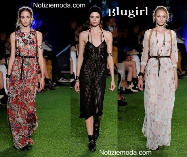 Collezione Blugirl primavera estate 2015