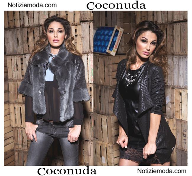 142efe7f395bd Collezione Coconuda autunno inverno 2014 2015 donna