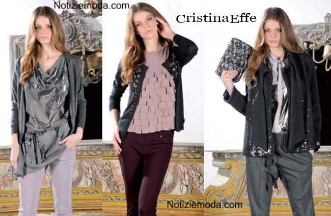 Collezione CristinaEffe autunno inverno 2014 2015