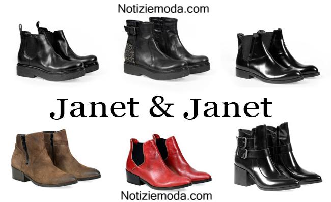 Collezione Janet & Janet autunno inverno