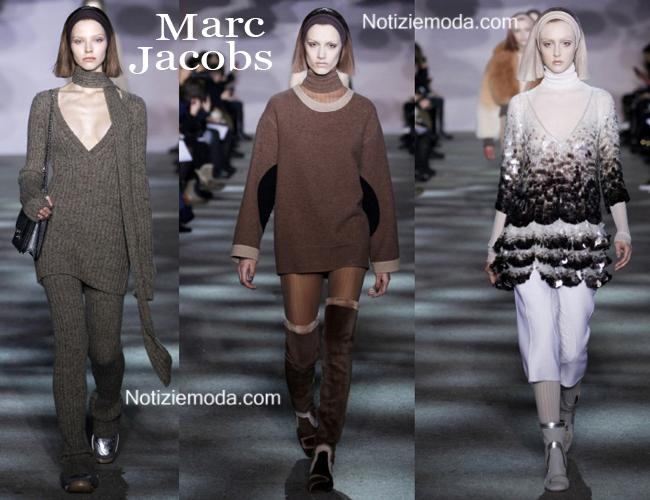 Collezione Marc Jacobs autunno inverno 2014 2015