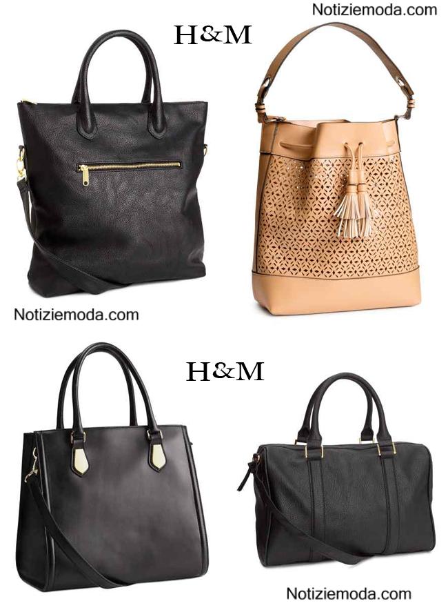 Handbags HM autunno inverno 2014 2015