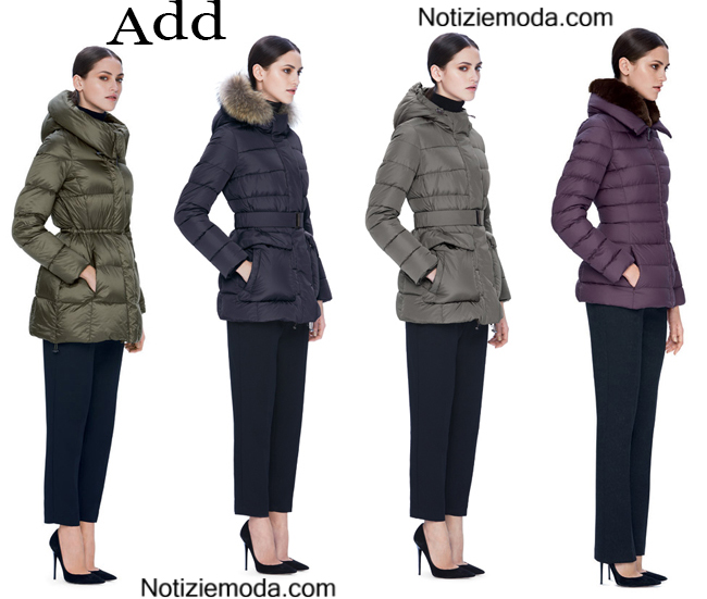 Piumini Add autunno inverno 2014 2015
