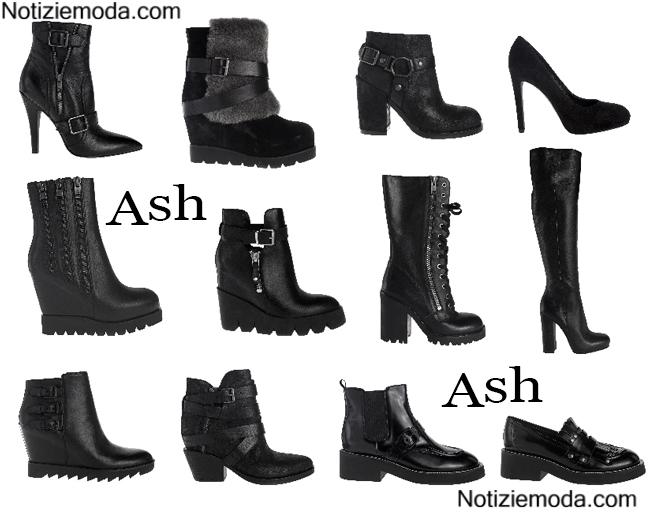 huge discount 8837a 02df3 Scarpe Ash autunno inverno 2014 2015 moda donna
