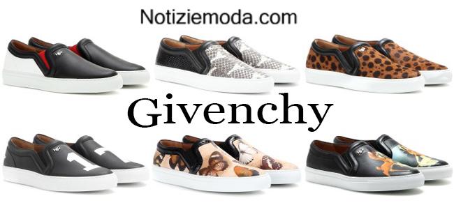 Scarpe Givenchy calzature autunno inverno