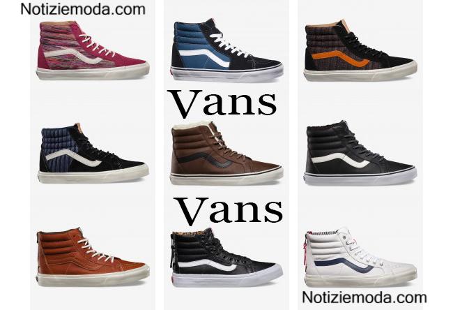 scarpe vans 2017 donna