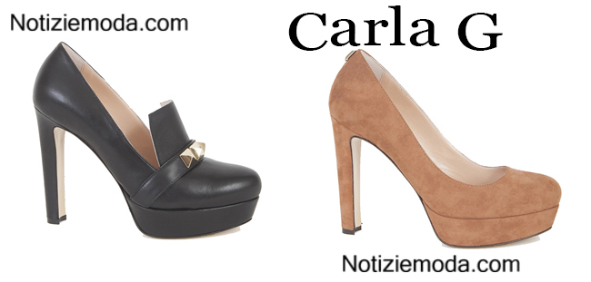 Shoes Carla G autunno inverno 2014 2015