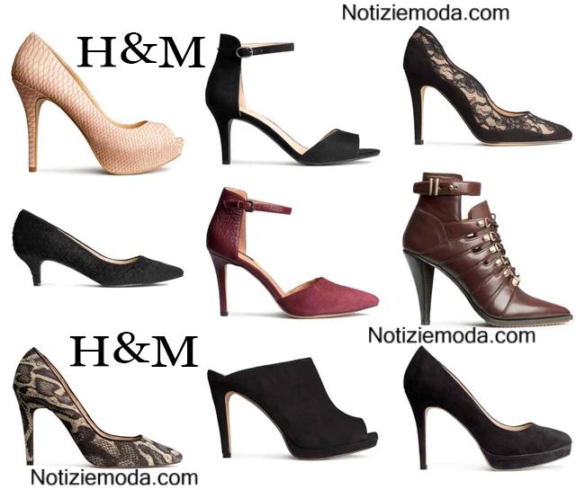Shoes HM autunno inverno 2014 2015