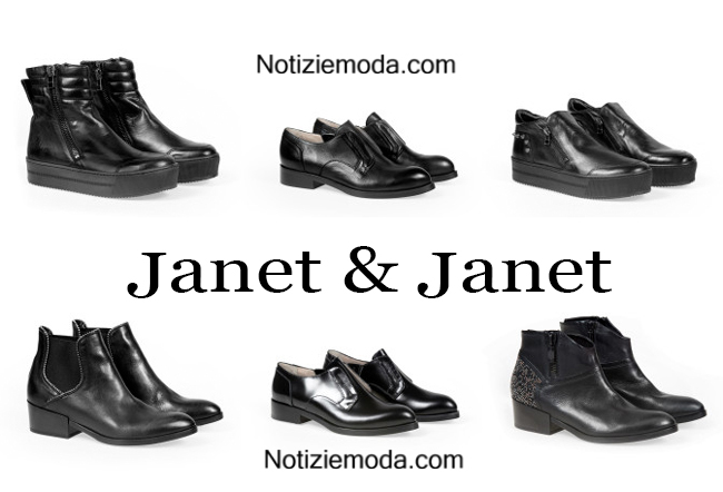 Shoes Janet & Janet autunno inverno 2014 2015
