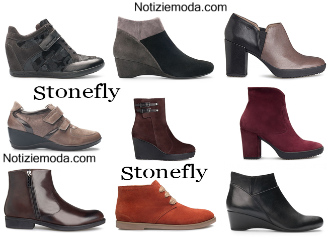 Shoes Stonefly autunno inverno 2014 2015