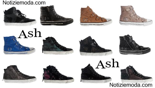 Sneakers Ash autunno inverno 2014 2015