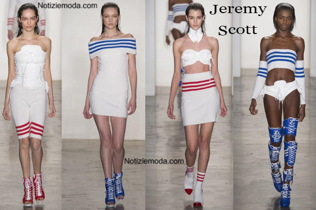 Sneakers boots Jeremy Scott autunno inverno