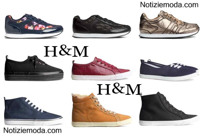 Sneakers HM autunno inverno 2014 2015
