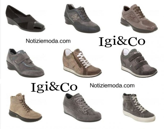 Sneakers Igi Co autunno inverno 2014 2015 6be0f4d7c34