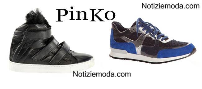 Sneakers PinKo autunno inverno 2014 2015