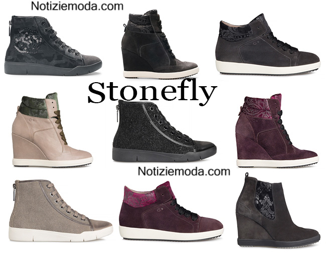 Sneakers Stonefly autunno inverno 2014 2015